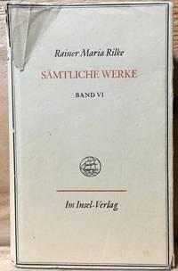 Sämtliche Werke Band VI: Die Aufzeichnungen Des Malte Laurids Brigge