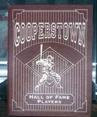 image of Cooperstown Hall of Fame Players (Easton Press Leatherbound)