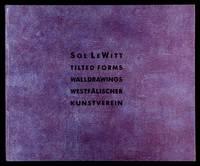Sol LeWitt Tilted Forms Walldrawings Westfalischer Kunstverein (11 June-26 July 1987)