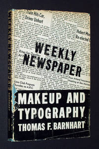 Weekly Newspaper Makeup and Typography
