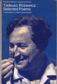 Tadeusz Rozewicz. Selected Poems