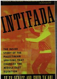 image of Intifada: the Palestinian Uprising--Israel's Third Front