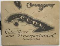 Compliments of Cuban Tours and Transportation Co. Incorporated [cover title]