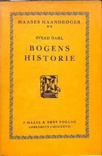 Bogens Historie.