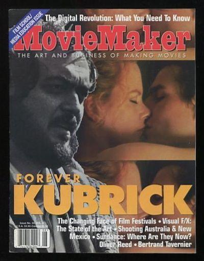 Los Angeles: MovieMaker Publishing Co.. Near Fine. 1999. (No. 34, Vol. VI). Magazine. . (photographs...