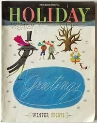 Holiday Magazine.  1948 - 12.