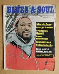 Blues & Soul Music Review. No. 85. June 2 -15, 1972.