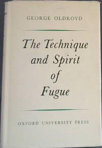 The Technique and Spirit of Fugue