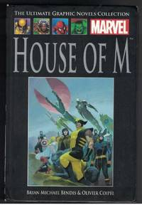 HOUSE OF M The Marvel Ulitimate Graphic Novel Collection, Volume 40