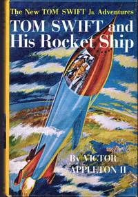 image of Tom Swift and His Rocket Ship  (#3 in Series)