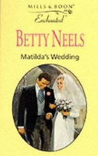 MATILDA'S WEDDING (MandB #EN343)