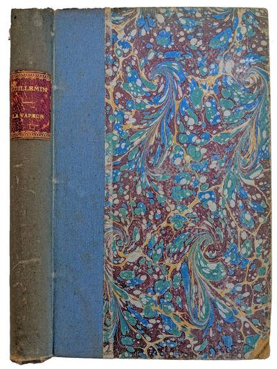 Paris:: Librairie Hachette, 1876., 1876. Second edition. Small 8vo. , 320 pp. Illus., figs. Quarter ...