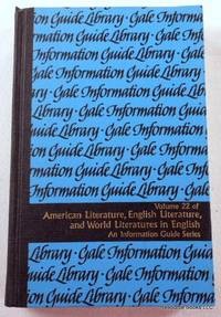 Australian Literature to 1900: A Guide to Information Sources