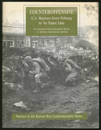 image of Counteroffensive: U.S. Marines from Pohang to No Name Line