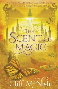 image of The Scent of Magic (Book 2 of The Doomspell Trilogy)
