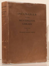 Incunabula in the Huntington Library