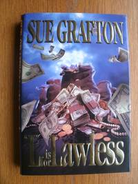 L is for Lawless by  Sue Grafton - First edition first printing - 1995 - from Scene of the Crime Books, IOBA (SKU: biblio15710)