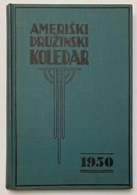 image of Ameriski druzinski koledar (American family almanac). 1950