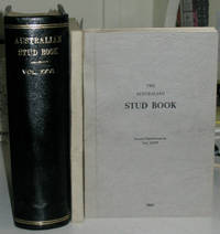 image of The Australian Stud Book Containing Pedigrees of Racehorses, Etc, from the Earliest Accounts to the Year 1961 Inclusive. Volume 26 (set of 3 volumes)