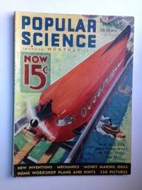 Popular Science Monthly May 1933