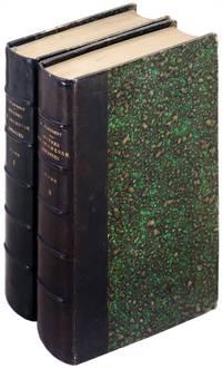 Appendice aux Oeuvres Completes de Gustave Flaubert. Oeuvres de Jeunesse Inedites. Tome 1: 183. - 1838 Oeuvres Diverses - Memoires D'un Fou; Tome 3: 1845 - 1846 L'Education Sentimentale (Version de 1845). Volumes 1 and 3 only