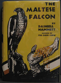 The Maltese Falcon by  Dashiell Hammett - 1st  Ed - 1930 - from Contact Editions (SKU: 18847)