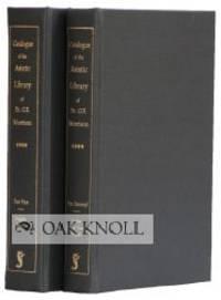 Mansfield Centre, CT: Martino Publishing, 2009. cloth. Morrison, G.E.. tall 8vo. cloth. (iii),8,802;...