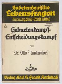 image of Geburtenkampf- Entscheidungskampf