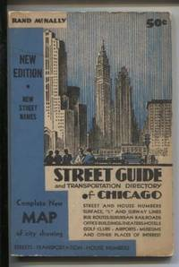 Street Guide and Transportation Directory of Chicago
