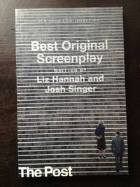image of THE POST SCREENPLAY