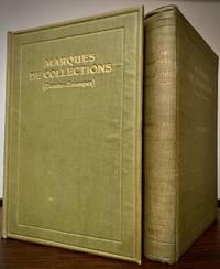 image of Les Marques De Collections De Dessins_D'Estampes; Avec Des Notices Historiques Sur Les Collectioneurs, Les Collections, Les Ventes, Les Merchands Et Editeurs, Etc.