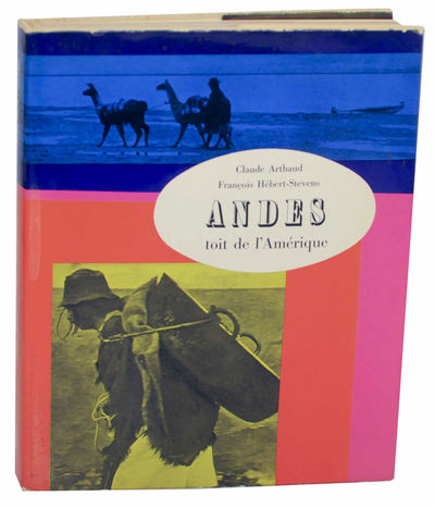 Lausanne, Switzerland: Arthaud, 1955. First edition. Hardcover. Text in French. A collection of some...