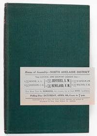 The Life and Letters of Sir John Morphett. Compiled by his Grandson
