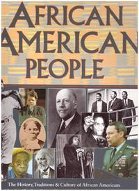 image of A History of the AFRICAN AMERICAN PEOPLE