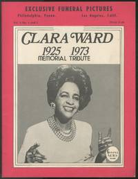 Clara Ward Memorial Tribute 1925 - 1973 Exclusive Funeral Pictures