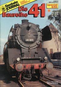 Die Baureihe 41.
