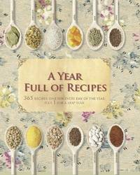 A Full Year Of Recipes