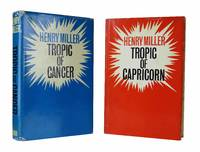 image of Tropic of Cancer [with] Tropic of Capricorn - Both signed, located and dated by the Author
