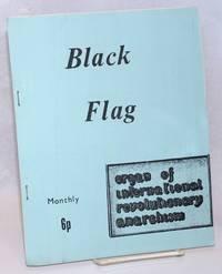 Black Flag: Bulletin of the Anarchist Black Cross. Vol. 2 no. 7 (July/August 1971)