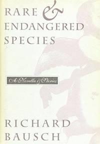 Rare & Endangered Species, A Novella & Stories