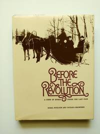 Before the Revolution by  Tatiana  Kyril; and Browning - First Edition - 1978 - from BookRanger and Biblio.co.uk