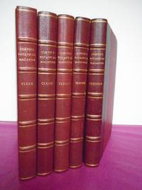 CURTIS'S BOTANICAL MAGAZINE. New Series volumes 180-184 Inclusive. 1974-1983.  [vols. CLXXX -CLXXXIV]