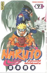 image of Naruto  tome 7