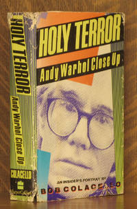 HOLY TERROR, ANDY WARHOL CLOSE UP