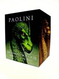 Inheritance Cycle 4-Book Hard Cover Boxed Set (Eragon, Eldest, Brisingr, Inheritance) (The Inheritance Cycle) by Christopher Paolini - 2011-01-05 - from Books Express (SKU: 030793067Xn)