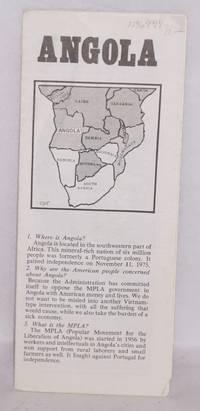 image of Angola (informational brochure)