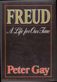 image of FREUD.  A LIFE FOR OUR TIME