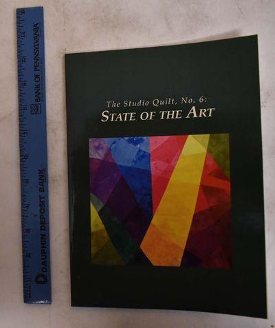 New York: Studio Art Quilt Associates, 2011. Softcover. As New. Dark green & color illus. wraps, 48 ...