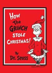 image of How the Grinch Stole Christmas! Gift Edition (Dr. Seuss)