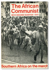 image of The African Communist (Quarterly). No. 53 - Second Quarter 1973